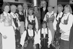 Norwegian Scottish Association 1960s
