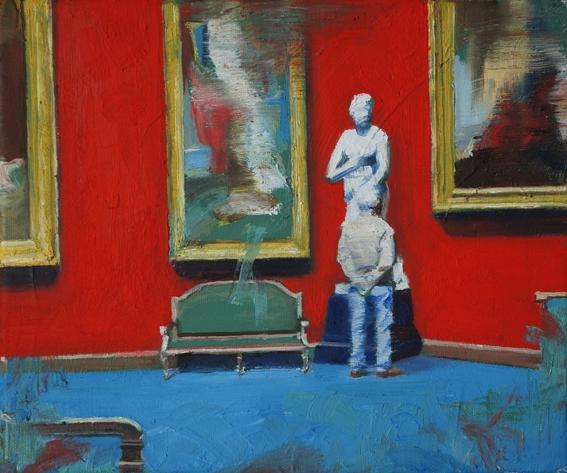 Norwegian eyes on Edinburgh – artist's city residency